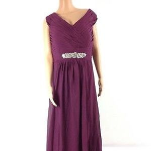 Womens Formal Prom Ball Gown Long Party Evening 2X